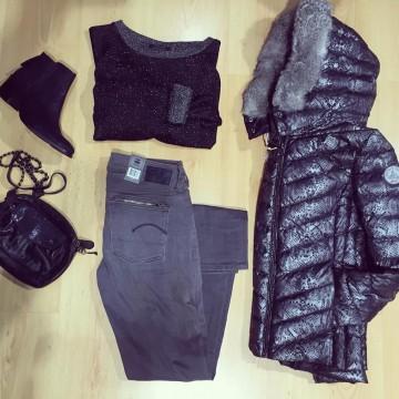 Femme - Urbain Black Edition - Janvier 2016